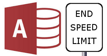 Microsoft Access Speed Tips